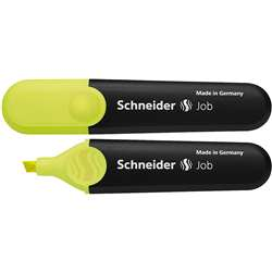 Schneider Job Highlighters Chisel Tip Fluorescent , STW01505