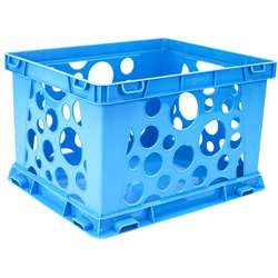 Mini Crate School Blue, STX61490U24C