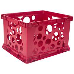 Mini Crate School Red, STX61491U24C