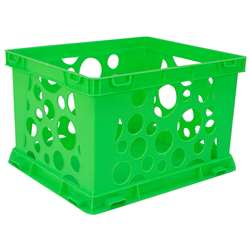 Mini Crate School Grn, STX61493U24C