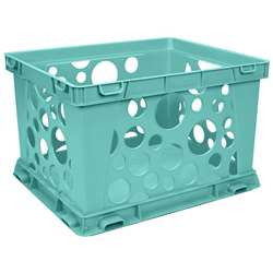 Mini Crate School Teal, STX61634U24C