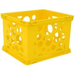 Micro Crate Yellow, STX63106U18C