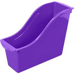 Small Book Bin Purple, STX71110U06C