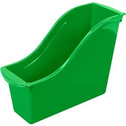 Small Book Bin Green, STX71111U06C