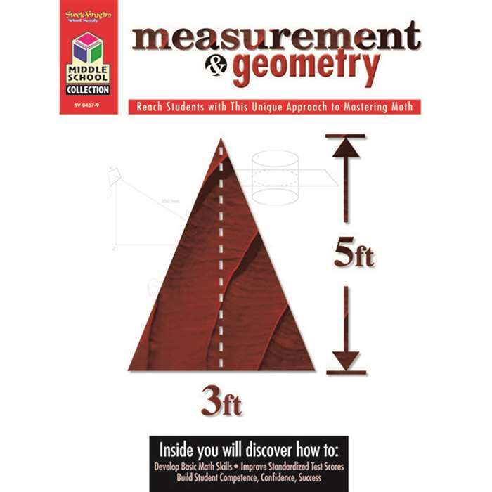 Middle School Math Collection Measurement & Geometry By Houghton Mifflin