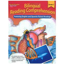 Bilingual Reading Comprehen Gd 2 By Harcourt School Supply