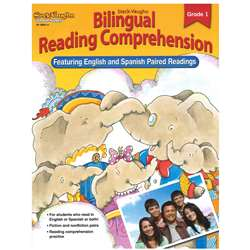 Bilingual Reading Comprehen Gd 1 By Harcourt School Supply
