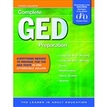 Complete Ged Preparation Reading Levels 8-12 By Houghton Mifflin