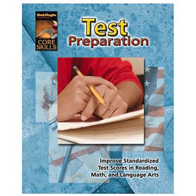 Core Skills Test Preparation Grade 1 - Sv-64963 By Harcourt School Supply