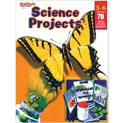 Science Projects Grades 5-6 By Harcourt School Supply