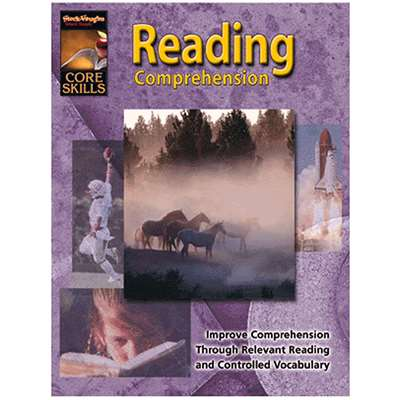 Core Skills Reading Comprehension 7 - Sv-70386 By Harcourt School Supply