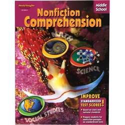 Nonfiction Comprehension Middle School By Harcourt School Supply