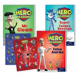 Hero Academy Lvld Readers Gr 3 590L, SV-9780358177821