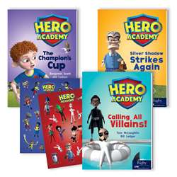 Hero Academy Lvld Readers Gr 3 610L, SV-9780358177838