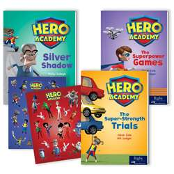 Hero Academy Lvld Readers Gr 3 620L, SV-9780358177845