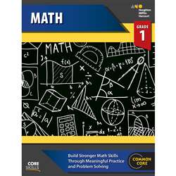 Core Skills Mathematics Grade 1, SV-9780544268197