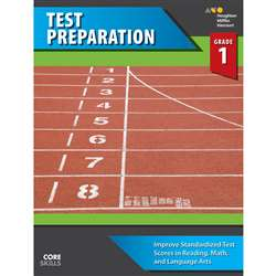 Core Skills Test Preparation Gr 1, SV-9780544268531
