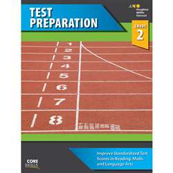 Core Skills Test Preparation Gr 2, SV-9780544268548