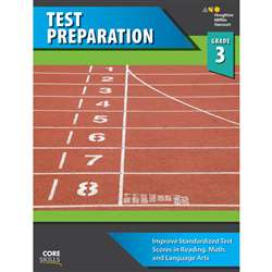 Core Skills Test Preparation Gr 3, SV-9780544268555