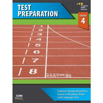 Core Skills Test Preparation Gr 4, SV-9780544268562