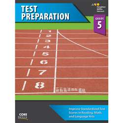 Core Skills Test Preparation Gr 5, SV-9780544268579