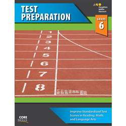 Core Skills Test Preparation Gr 6, SV-9780544268586
