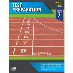 Core Skills Test Preparation Gr 7, SV-9780544268593