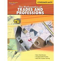 The Mathematics Of Trades And Professions Gr 6 & U, SV-9780547625560