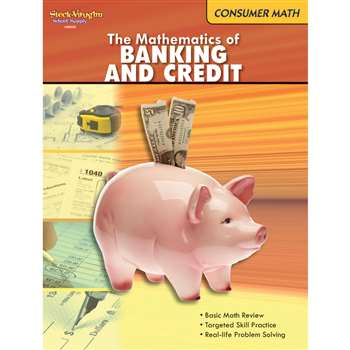 The Mathematics Of Banking And Credit Gr 6 & Up By Houghton Mifflin