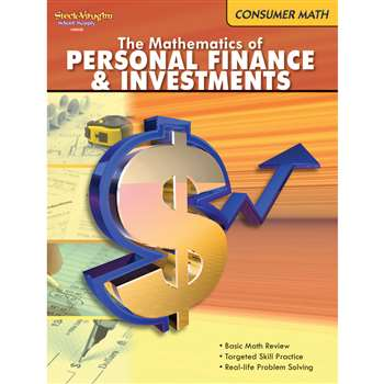 The Mathematics Of Personal Finance And Investments Gr 6 & Up By Houghton Mifflin
