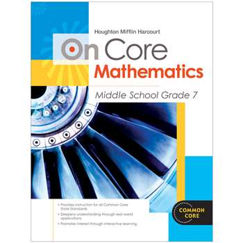 On Core Mathematics Bundles Gr 7 By Houghton Mifflin