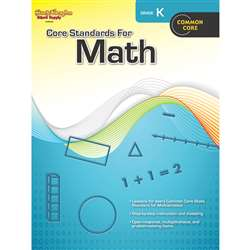 Core Standards For Math Gr K By Houghton Mifflin