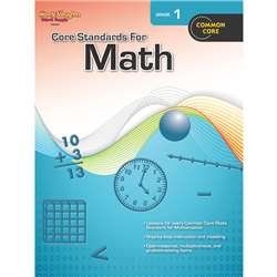 Core Standards For Math Gr 1 By Houghton Mifflin