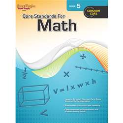 Core Standards For Math Gr 5 By Houghton Mifflin