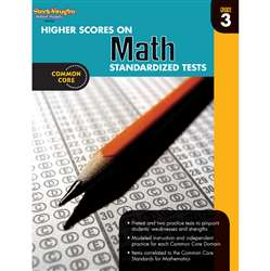 Higher Scores On Math Gr 3 By Houghton Mifflin