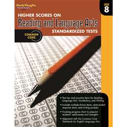 Gr 8 Higher Scores On Reading And Language Arts By Houghton Mifflin