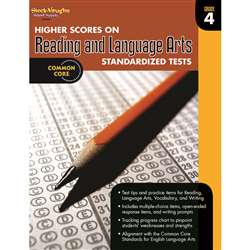 Gr 4 Higher Scores On Reading And Language Arts By Houghton Mifflin