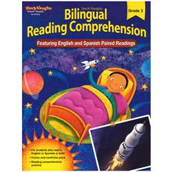 Bilingual Reading Comprehension Gr3 By Harcourt School Supply