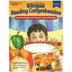 Bilingual Reading Comprehension Gr4 By Harcourt School Supply