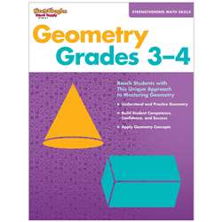 Strengthening Math Skills Geometry Gr 3-4 By Houghton Mifflin