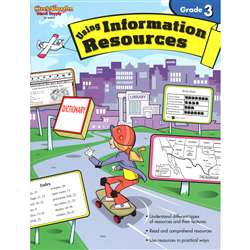 Using Information Resources Gr 3 By Harcourt School Supply
