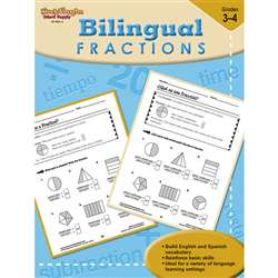Bilingual Math Fractions By Houghton Mifflin