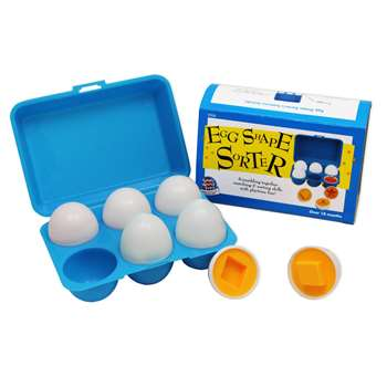 Egg And Shape Sorter By Small World Toys