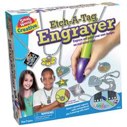 Etch A Tag Engraver By Small World Toys
