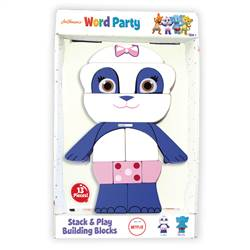 Word Party Stack & Play Lulu, SXT12435