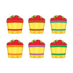 Apple Baskets Mini Accents Variety Pack By Trend Enterprises