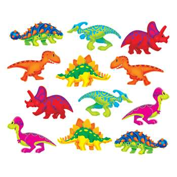 Dino Mite Pals Mini Accents Variety Pack, T-10865