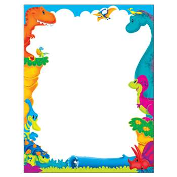 Dino-Mite Pals Terrific Papers, T-11450