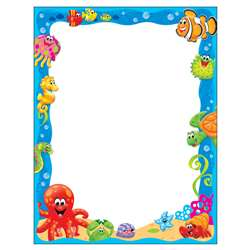 Sea Buddies Terrific Papers, T-11456