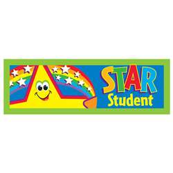 Bookmarks Star Student By Trend Enterprises